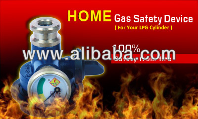 home gas safety device