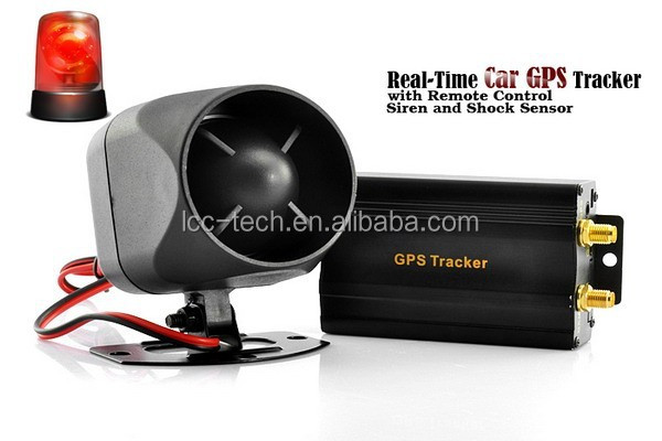 Real Manufacturer Vehicle TK103/GPS Car Tracker, Cut off Oil and Power, Hot Sell in Venezuela