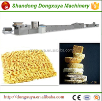 Hot Sale machine production Instant Noodle extruded snack food