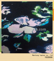 printed cotton fabric/ corduroy cotton fabric /100 cotton textile fabric for ladies