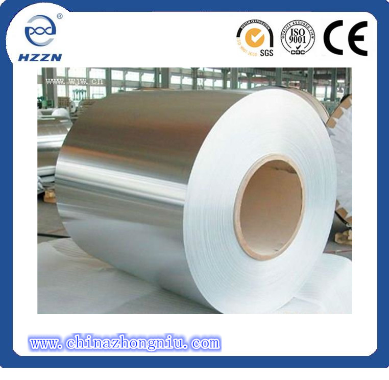 JIS G3321Prime Quality AZ Aluzinc Coated Steel Coil for Corrugated Roofing Sheets