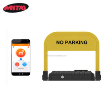 Good Bluetooth Parking Lock For Car Parking Management