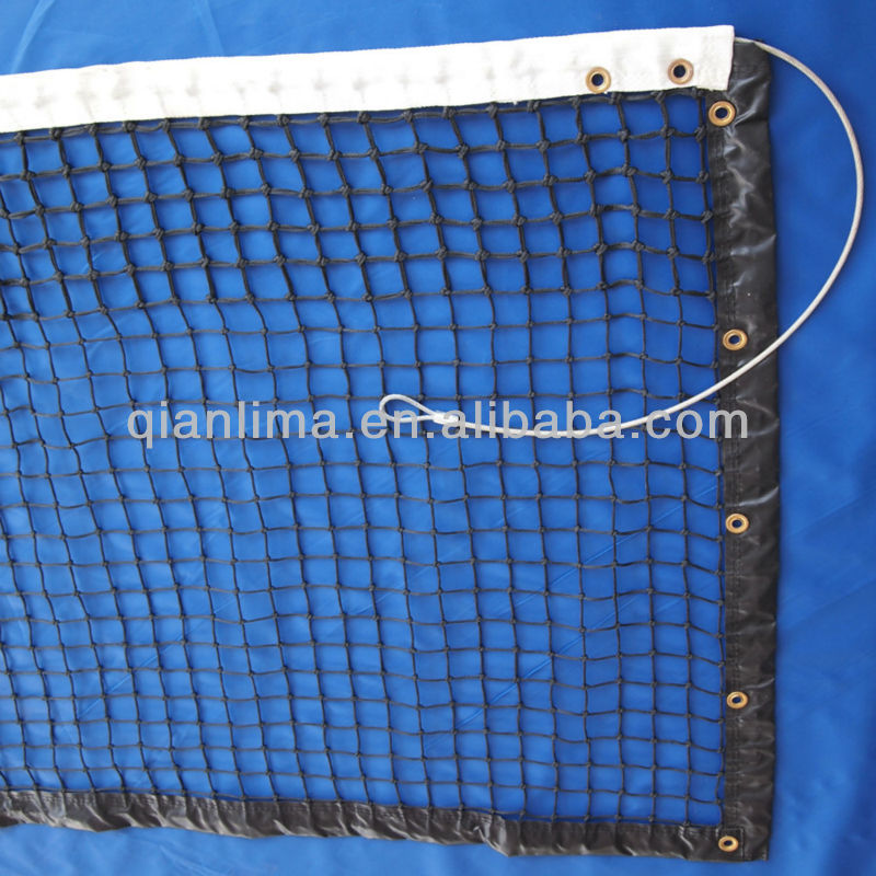Tennis Net - 3.5mm Double Top *Highest/Best Grade of Tennis Net Available*