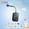 Waterproof mini motorcycle GPS tracker/GPS locator for motorbike&electric bike with Wide voltage better than 100V ET300