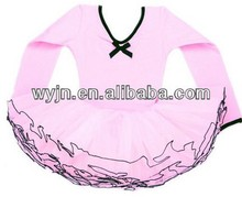mini kids snake costume-simple fashion party wear girl tutu dress