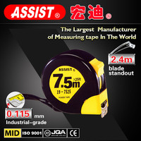 function of disposable retractable funny meter machinery tool steel tape measure