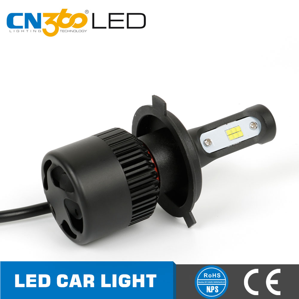 New generation led headlight bulb h4 replace halogen bulb high power car led headlight bulbs h11