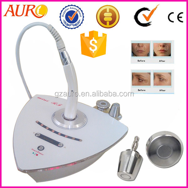 Au-37 no-needle rf skin instrument