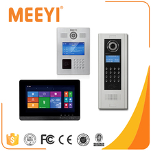Meeyi Video Door Phone Multi Apartments Video Intercom