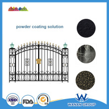 Wholesale thermosetting pure epoxy resin powder coating for door