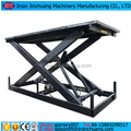 ISO 2T hydraulic storehouse scissor lift