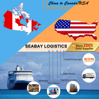 China Coast Freight CO LTD to USA
