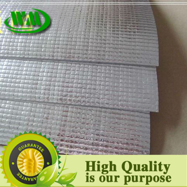 aluminum foil epe laminated armaflex pipe insulation