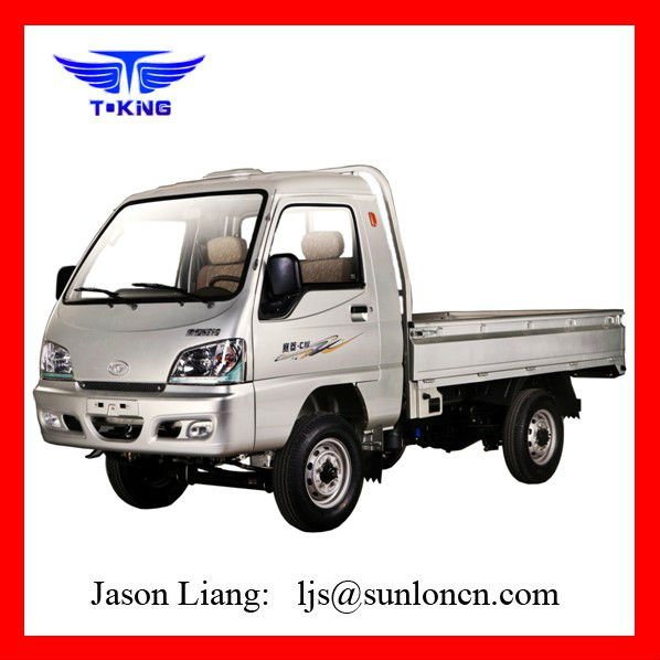 T-KING 4x2 Euro 1 Cargo Weight 0.5T Chinese Mini Truck