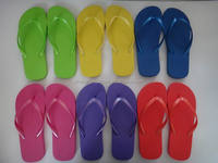 2014 hot sells leisure beach flip flop slipper