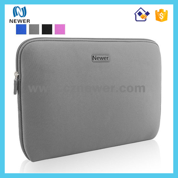 Customize universal shockproof neoprene laptop sleeves for students