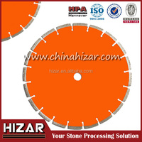 Laser Welded Concrete Tools Cutting Saw Blades for Cutter Machine