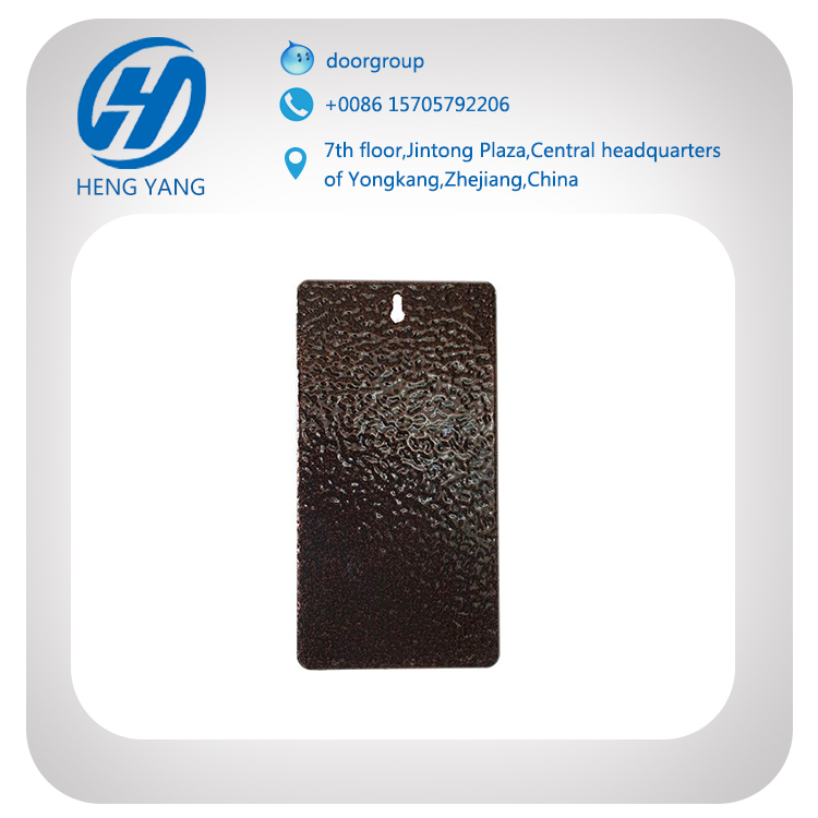 High Quality Leather Effect Powder Coating