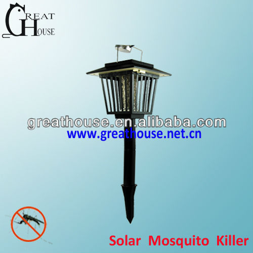 GH-327 Electronic Solar Anti Mosquito Trap