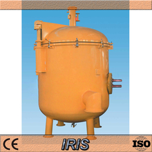 Inert gas induction melting argon atmosphere furnace