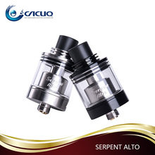 510 Thread Wotofo Serpent alto RDA tank Delrin Drip tip without overheating