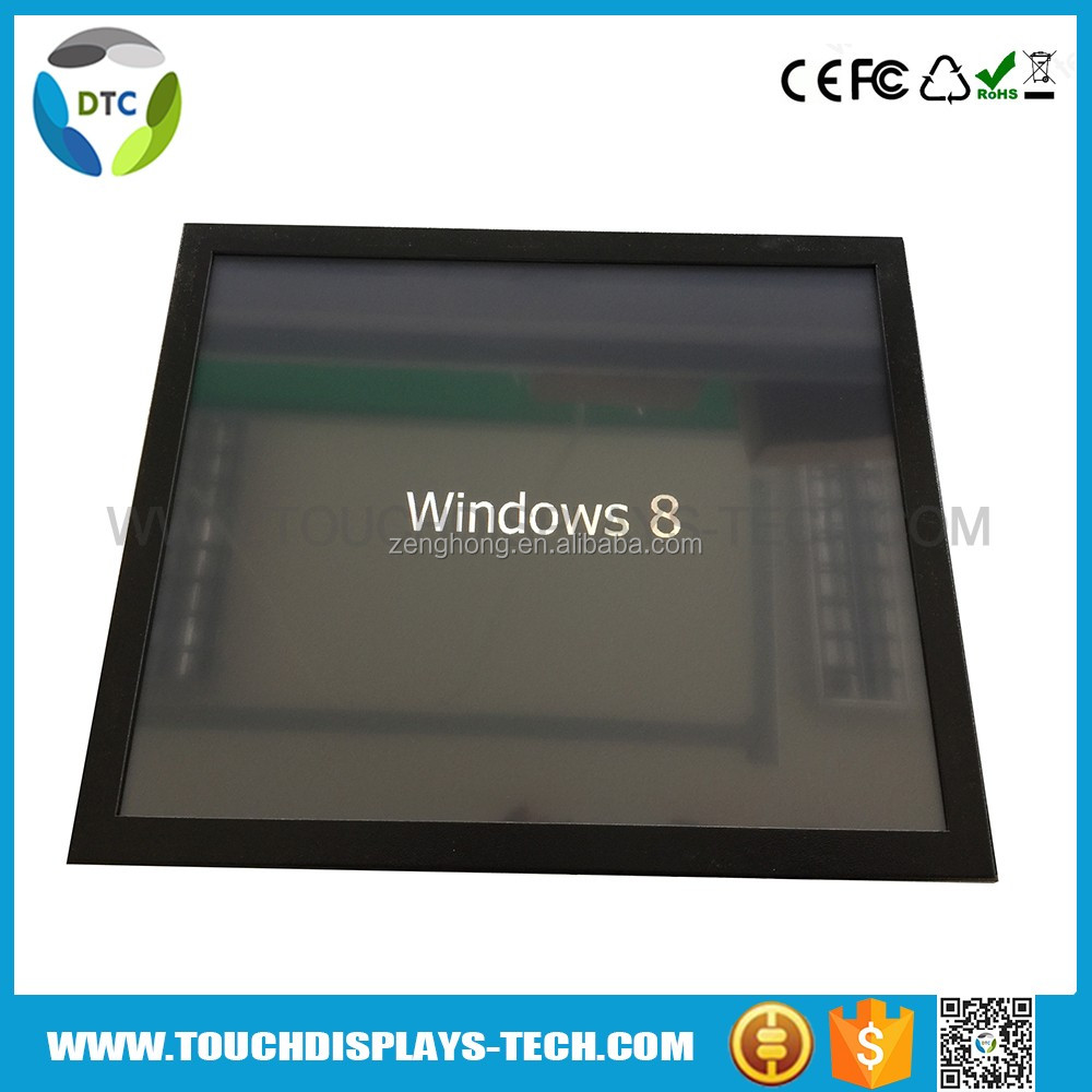 Fully RoHS compliant 19 inch all in one touchscreen pc white