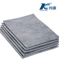 Activated Carbon Filtration Cloth in gas disposal
