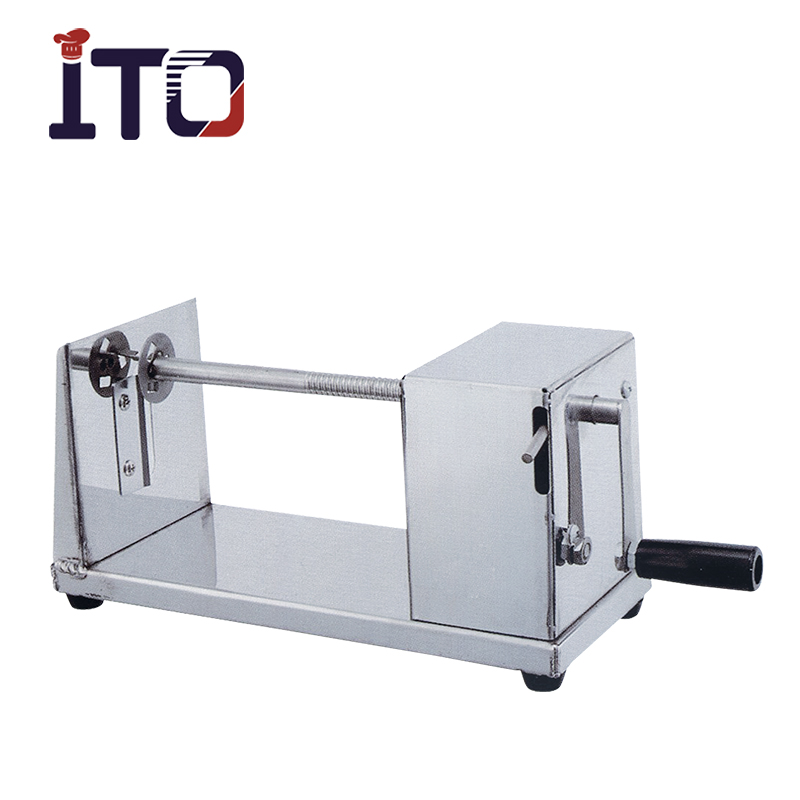 FH-SP01 Twisted Chips Spring Potato Cutter Machine