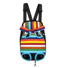 lovable dog carrier travel bag colorful pet backpack for dog bag carrier