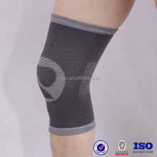 Bamboo charcoal knee wrap for volleyball basketball Far Infrared cotton breathable negative ion elastic china knee support