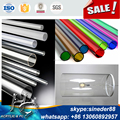 OEM different size acrylic tube as candy package