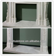 natural stone granite, marble fireplace hearth slabs (customied accept)