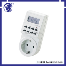 Mini multifunctional 50Hz white timer for refrigerator