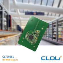 CL7206E1 magnetic card rfid reader module rf module