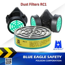 Blue Eagle Safety RC1 Dust Respirator Filter for NP307 and NP308 chemical Masks