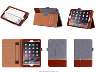 Best-selling Durable Screen Protective Assorted Color Design Premium PU Material Tablet Case For ipad mini 4