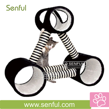 Cat Tree personalized corrugated cardboard cat scratchers