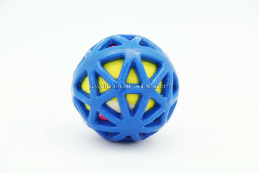 Durable Chewing Toy Pet Tennis Ball