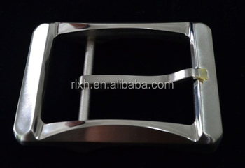 Custom Metal Belt Buckle from Guangdong Manufacturers Western Pin Buckle