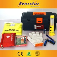High Quality Cheap Car Repair Tool Emergency Survival Kit Auto Repair Kit Car Emergency Tool Kit With Hand Tool Bag