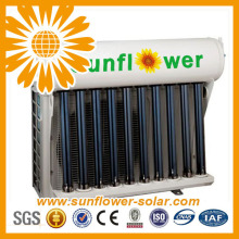 hybrid solar ac and water heater