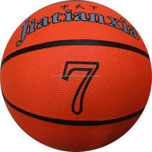 factory direct sale size 5,6,7 rubber basketball