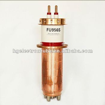 400kw ISO9001 Transmitting Triode Electron tube power tube FD-956S