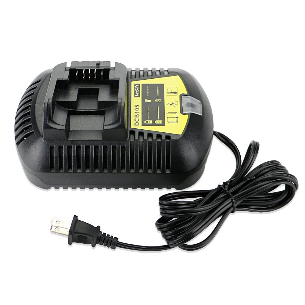 cheaper replacement Dewalt fast charger for 20v dewalt cordless tool battery