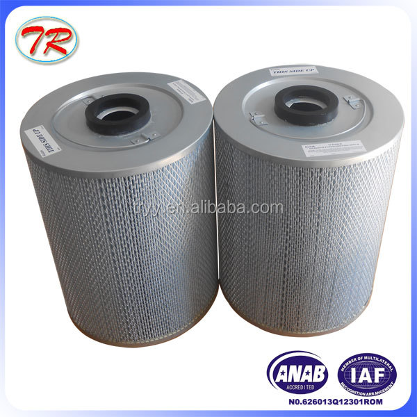 china suppliers kodak 57-8792D-B air filter cartridge/kodak 57-8792D-B air filter