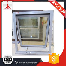 Customized low price aluminum double glazing awning windows