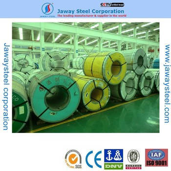 200 300 400 series stainless steel coil