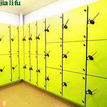 Northern California gym compartment lockers and cubbies for storage