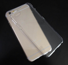 Manufacturing hard Transparent pc plastic blank mobile phone case for iphone 4s 5s 6s for Samsuang S4 S5 S6 for Note 3 Note 4