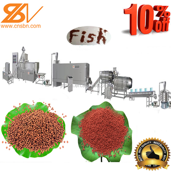 2017 hot sales automatic fish feed lines